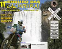 11ª Edição Enduro das Cachoeiras (2007)