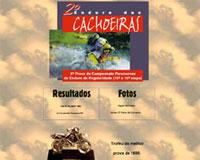 2ª Edição Enduro das Cachoeiras (1998)