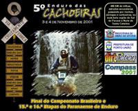 5ª Edição Enduro das Cachoeiras (2001)
