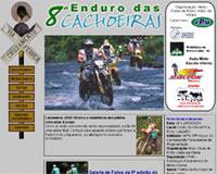 8ª Edição Enduro das Cachoeiras (2004)