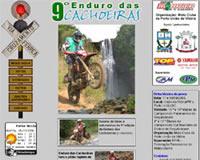 9ª Edição Enduro das Cachoeiras (2005)